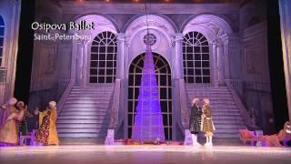"""Osipova Ballet Saint-Petersbourg """" Casse Noisette"""""""