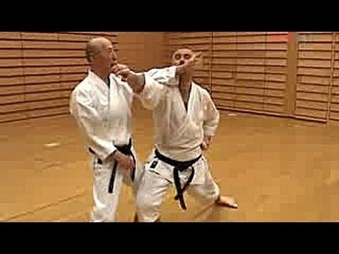 Old Shotokan. Sakae Ibusuke