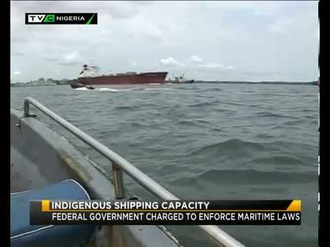 FG TO ENFORCE MARITIME LAWS TO IMPROVE SHIPPING CAPACITY