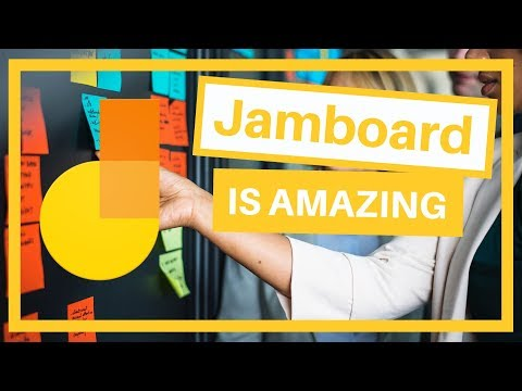 How to use Google Jamboard - 2019 Updates