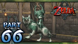 The Legend of Zelda: Twilight Princess HD - Part 66 - Cave of Shadows