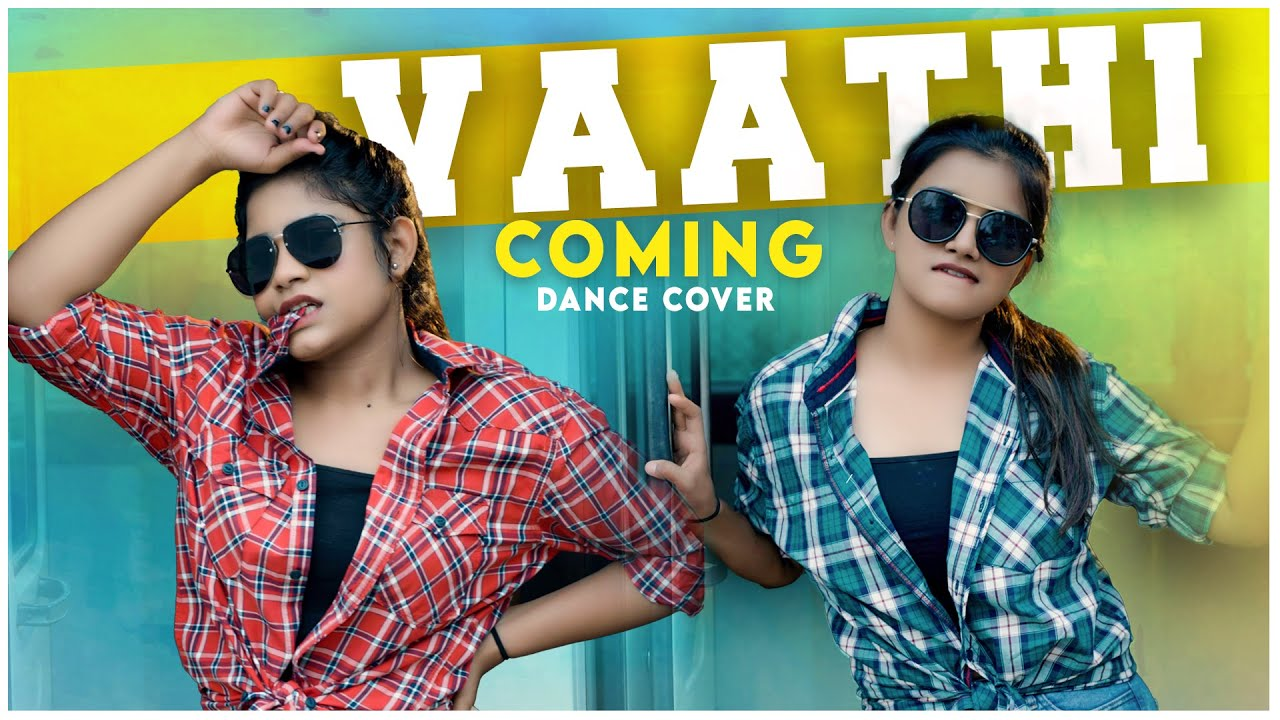 Master - Vaathi Coming Dance Cover || Swetha Naidu Ft. Pranavi || Dancing Divas || Infinitum Media