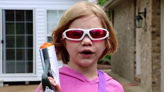 Nerf War : Twin Toys Takes On Babyteeth4!