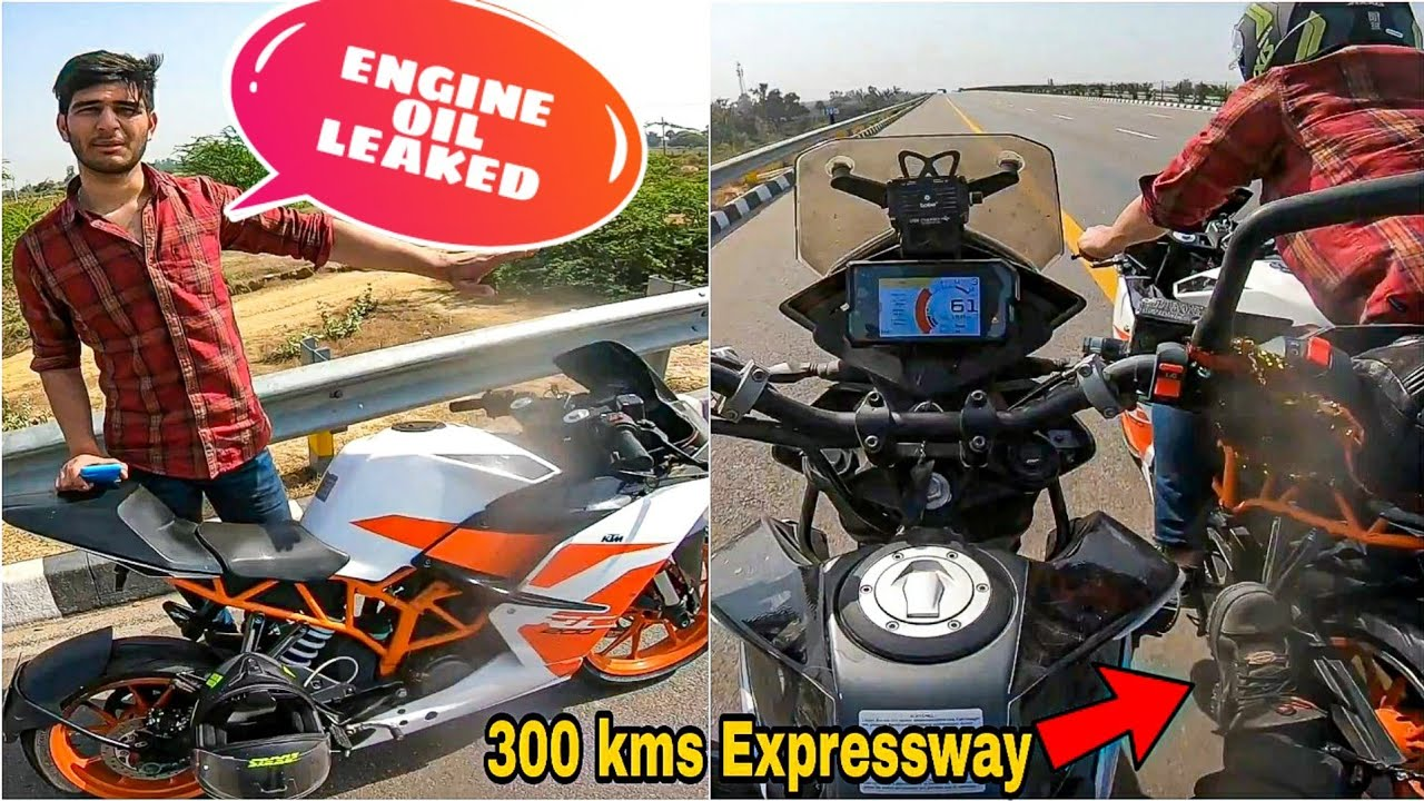Breakdown on Agra-Lucknow Expressway | Helping Stranger while coming back from NorthEast Ride | KTM
