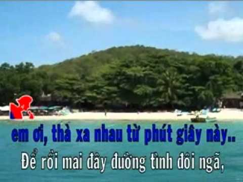 KaRAOKE THA TRANG THA DEN  Hat Voi ( MyHang ).mp4