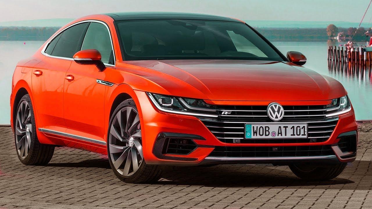 2017 Volkswagen Arteon Review Test Drive Youtube