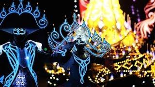 20140911 hkdl disney paint the night parade with lyrics 香港迪士尼樂園 迪士尼光影匯 夜間巡遊 附歌詞