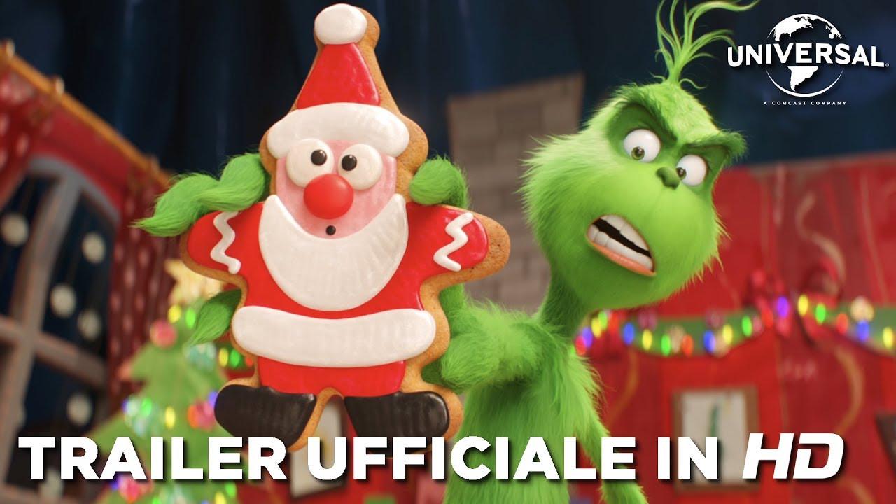 Il Calendario Di Natale Trailer.Il Grinch 2018 Sito Ufficiale Trailer Dal 29 Novembre