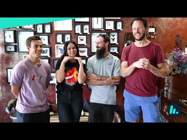 Nick, Jess & Ducko Chose This Listener's Tattoo | Nick, Jess & Ducko