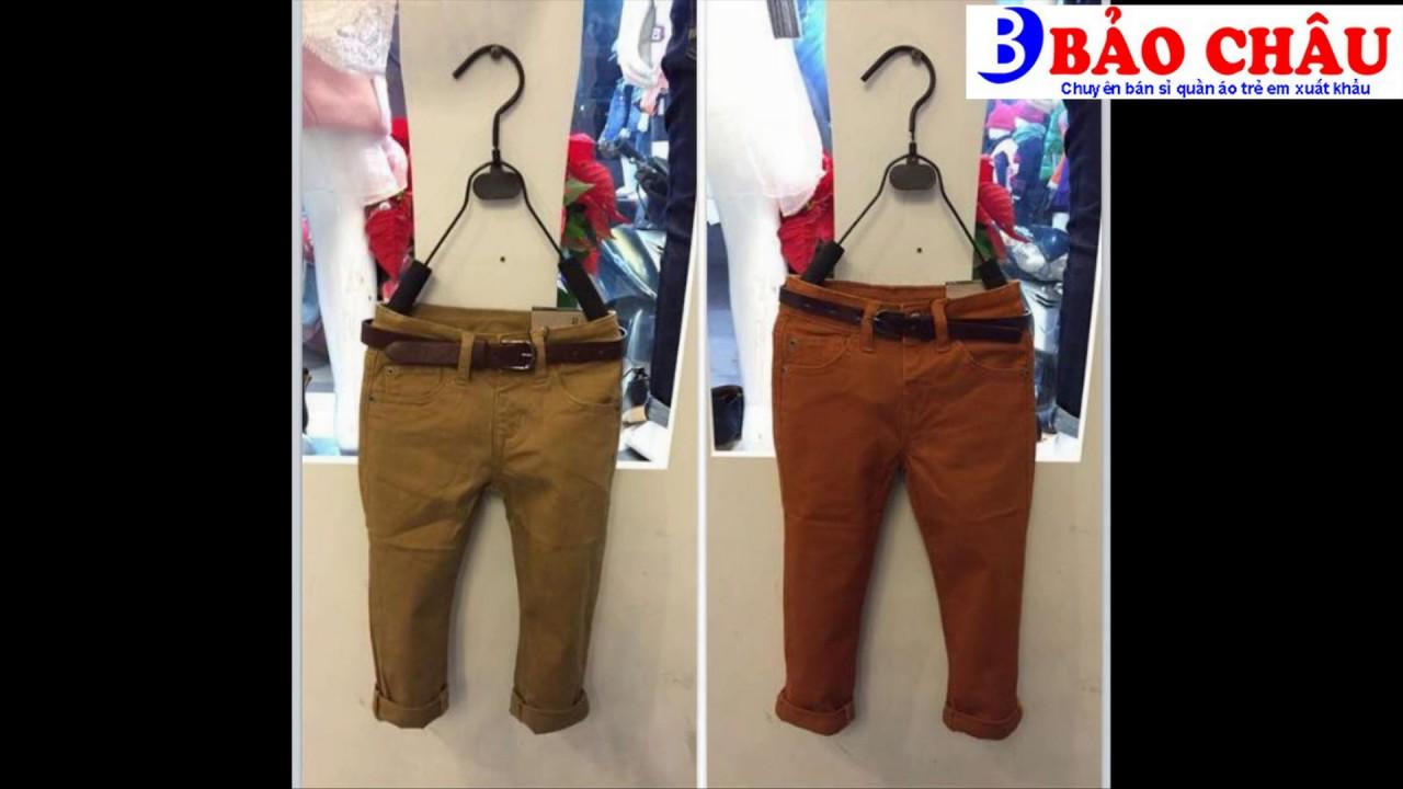 Bán sỉ quần áo trẻ em xuất khẩu, giá sỉ tại tphcm – Bao hàng Sài gòn.