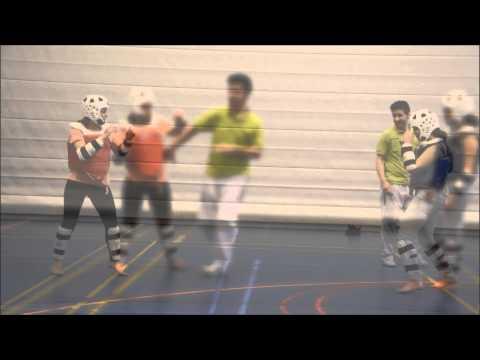 Sportieve lessen lesmarathon HLML 2014