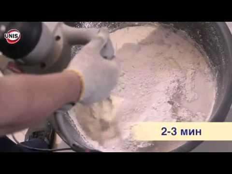 ЮНИС Горизонт цементная стяжка 25кг