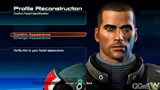 Ⓦ Mass Effect (PC) 1080p 60fps Gameplay w/Texture+360 Controller/UI Mod