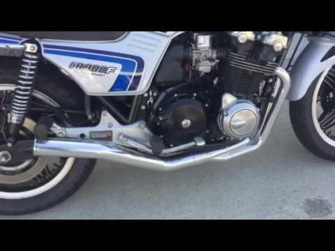 CB900 Honda 4