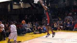 USAIN BOLT DUNKS COMPILATION