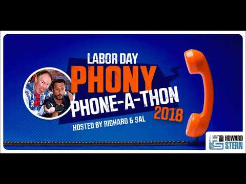 Labor Day Phony Phone-A-Thon 9-03-2018