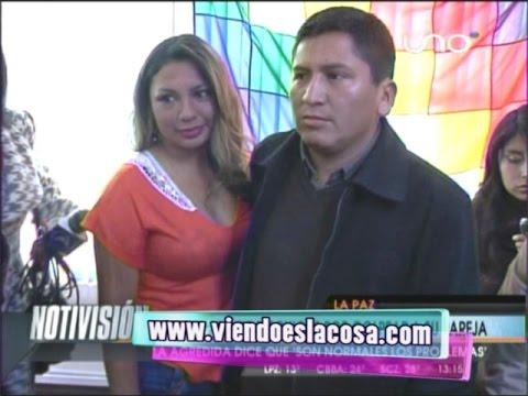 VIDEO: MARÍN SANDOVAL: ASAMBLEÍSTA GOLPEADOR LOGRA EL PERDÓN DE SU PAREJA