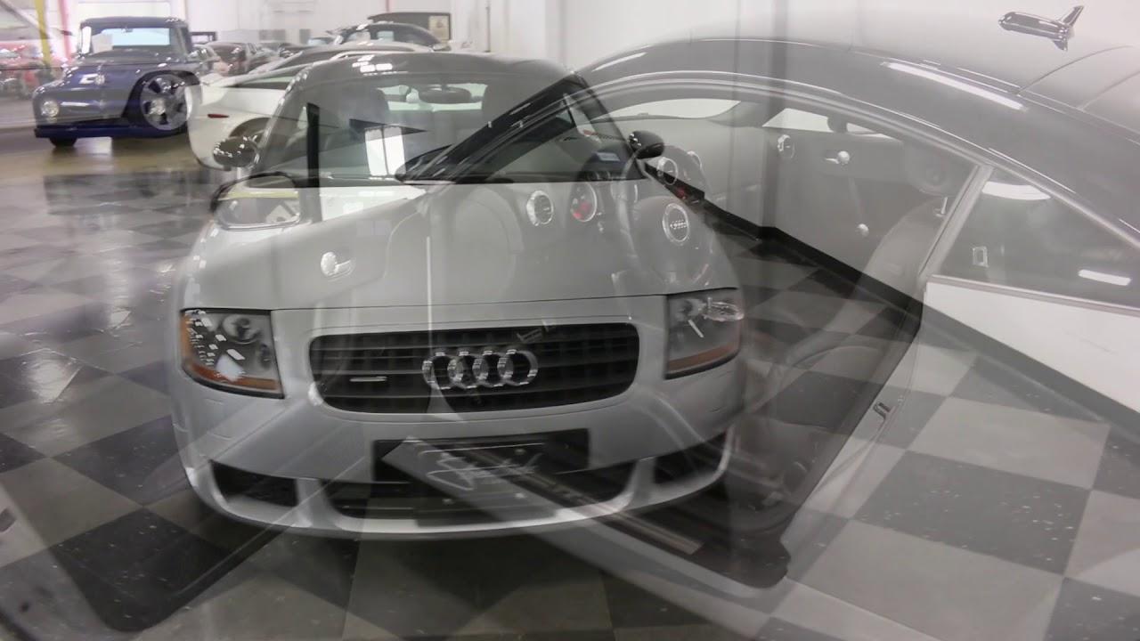 DFW Audi TT Special Edition YouTube - Audi dfw