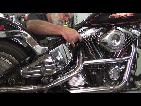 S&S Cycle Installation - The S&S HI-4N Ignition