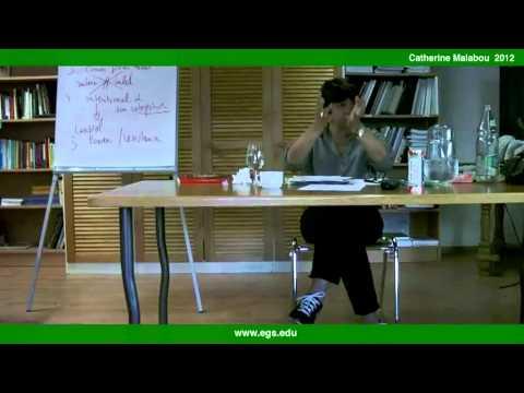 Catherine Malabou. A Critique of Foucault. 2012