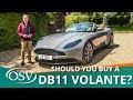 Aston Martin DB11 Volante 2020 - Should you buy one?
