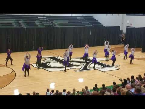 HUMBLE MIDDLE SCHOOL SKYLETTES DANCE COMPETITION