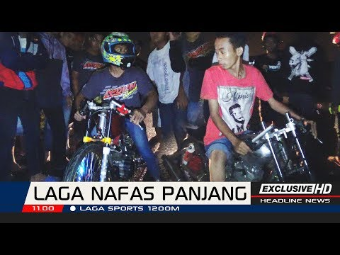 ARDIAN SPEED VS BAROKAH MOTOR SPEED | NAFAS PANJANG
