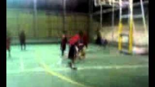 K-REYMAN CATEGORIA MINI-BASKET JUGANDO EN CHACAO