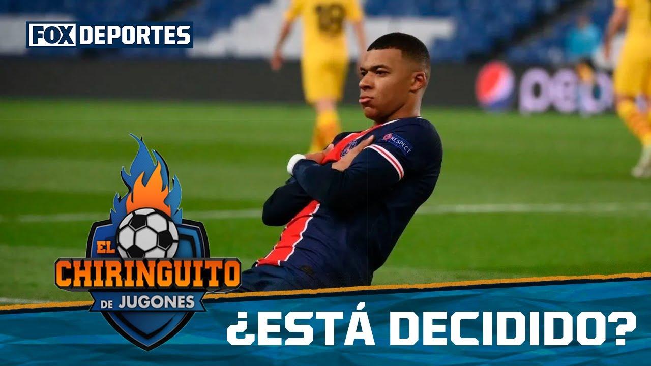 Download ¿Está confirmado que Mbappé seguirá en el PSG?: El Chiringuito
