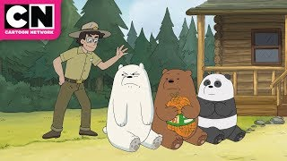 We Bare Bears | Hanging with Ranger Norm | Cartoon Network