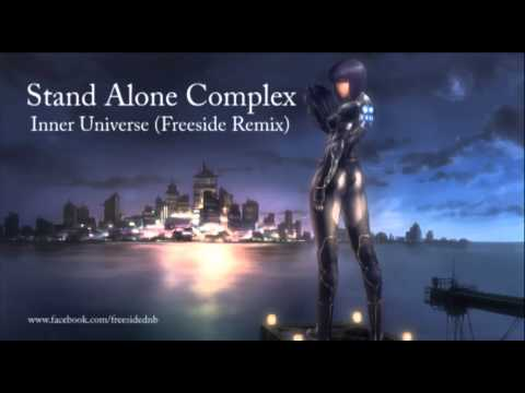 Ghost In The Shell  Inner Universe Freeside Remix
