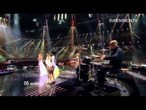 Twiins - I'm Still Alive (Slovakia) - Live - 2011 Eurovision Song Contest 2nd Semi Final
