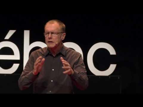 Relations publiques et coopération internationale -- même combat! Guy Versailles à TEDxQuebec 2013