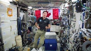 L'astronaute Thomas Pesquet explique comment les équipages composent avec la vie dans l'espace