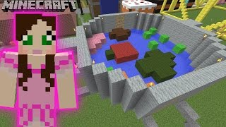 Minecraft: GIANT POT OF STEW GAME - GALAXY WORLD PARK - Custom Map [5] Video
