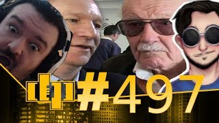 DP #497 | BILL MAHER DISSES STAN LEE?! - JULIAN ASSANGE! - TRUMP & THE WILDFIRES! - INTRO TO DSP!