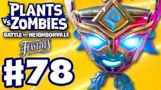 Acorn Overlord! - Plants vs. Zombies: Battle for Neighborville - Gameplay Part 78