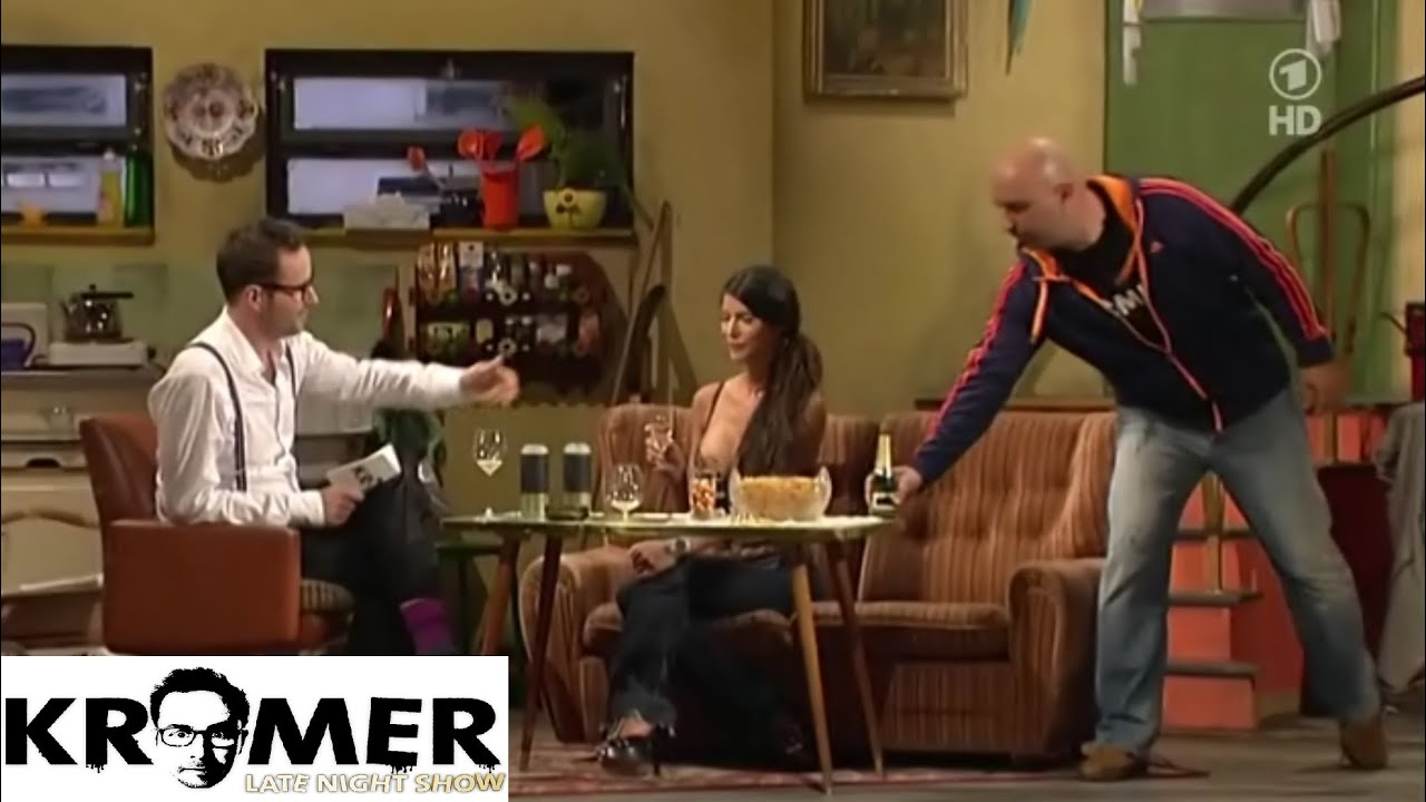Krömer Late Night Show Stream