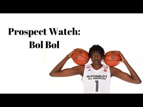 Prospect Watch: Bol Bol