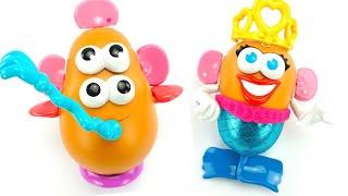 Забавна игрушка Мистер Картошка. Собираемся на карнавал