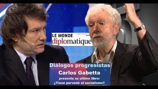 *Feroz* Cruce entre Milei y Ex-Editor de Le Monde Diplomatique. Pensiones Fundidas.
