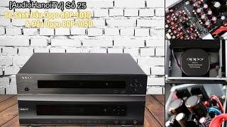 so snh u Bluray Oppo BDP 103D v Oppo BDP 105D  AudioHanoiTV 25