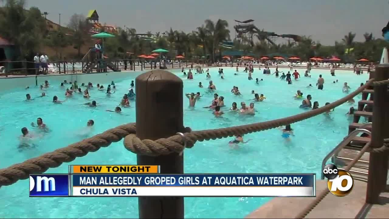 Man Accused Of Touching Girls At Aquatica Water Park Youtube