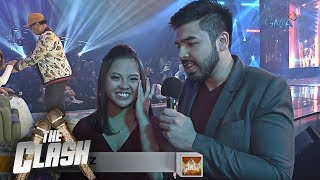 The Clash: Anne Raz gets teary-eyed after her win | Top 62