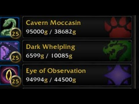 Addon to Show Value of Each Pet in Your Pet Journal | Battle Pet Gold Guide