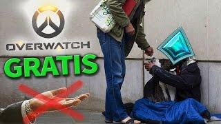 Overwatch GRATIS!