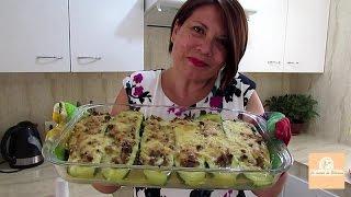 ZAPALLITOS ITALIANOS  AL HORNO - (CALABACIN- ZUQUINI) - Silvana Cocina ❤