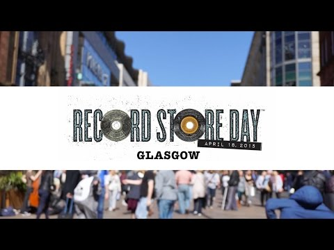 (What's Wrong with) Record Store Day 2015 in Glasgow