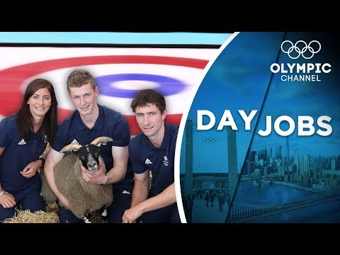 The Sheep Farming Brothers Aiming at Curling Gold at PyeongChang 2018 | Day Jobs