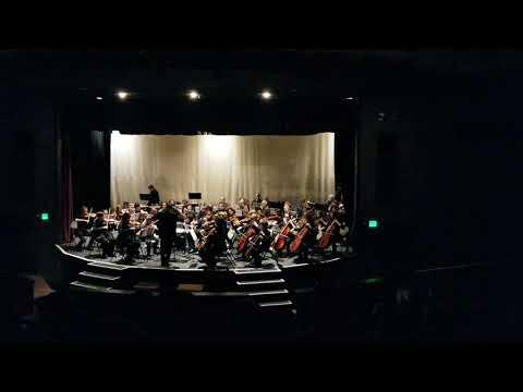 Dvořák, Symphony No. 9, IV. Allegro con fuoco by Youth Symphony